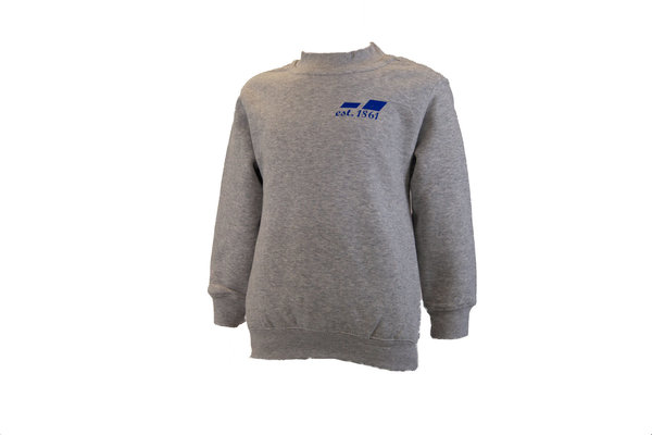 VfB Sweater Kinder grau